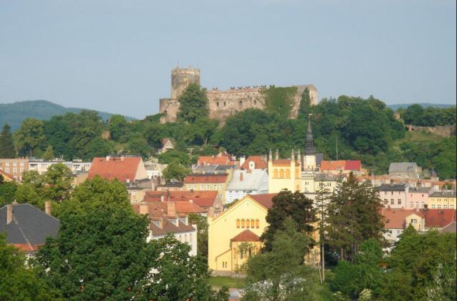Замок Болькув