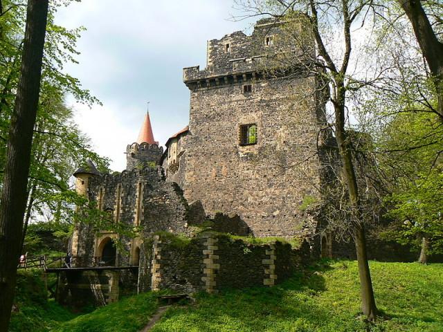 Замок Гродзец