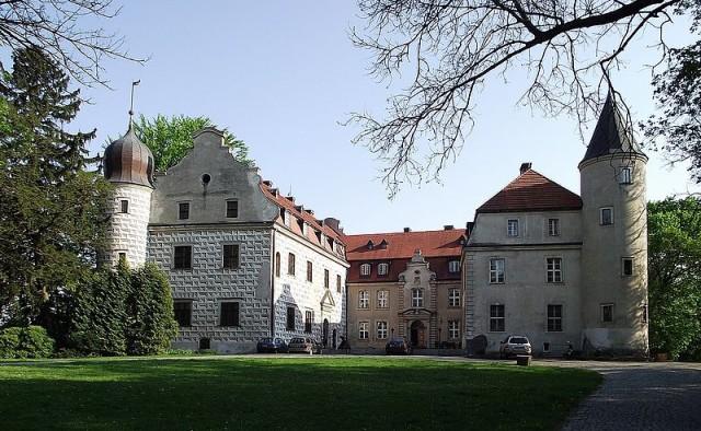 Замок Тучно