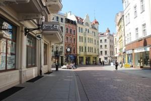 улицы Торуня