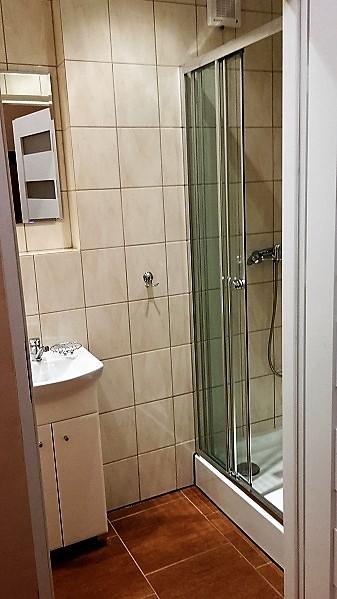 душ в номере