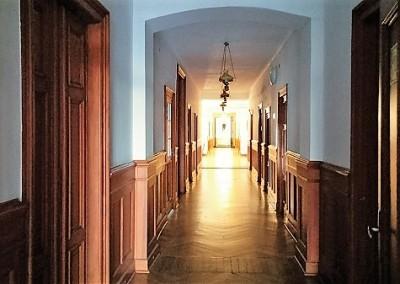 коридоры замка