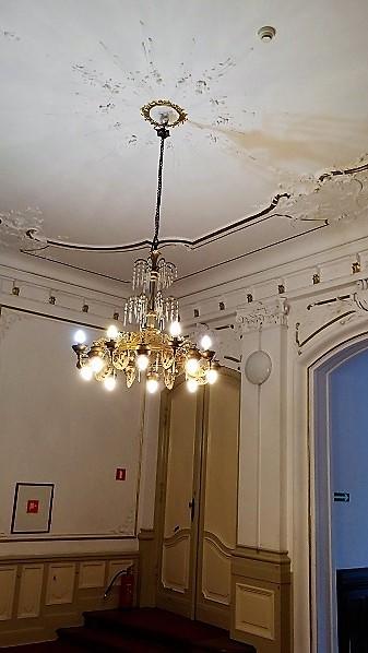 Зал Замока Мошна