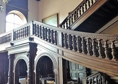деревянные скрипучие лестницы