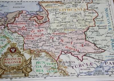 интересная карта