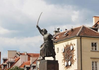 Памятник Яну Килиньскому