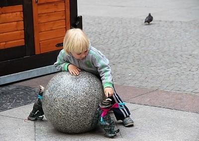 гномы Вроцлава-забава для детей
