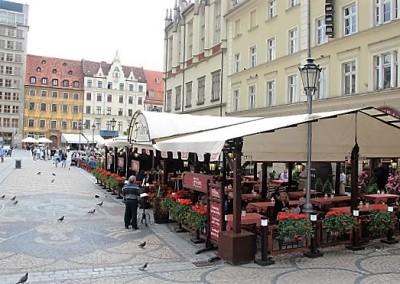 кафе Старого города