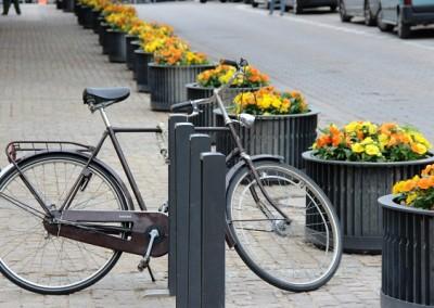 Велосипед- это не только средство передвижения, но и просто красиво