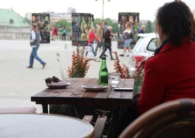 Кафе Варшавы