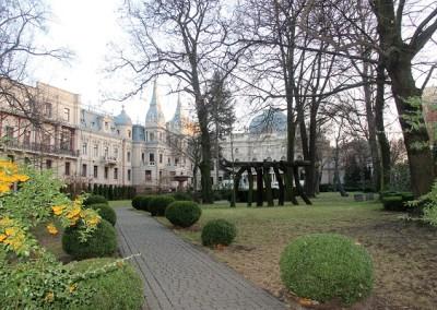 Дворец Познаньского