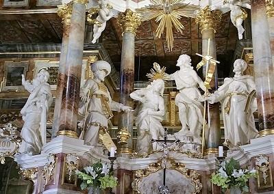 костел Мира в Свиднице