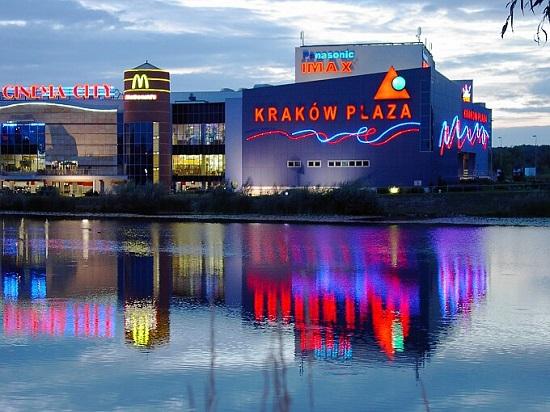 krakow plaza
