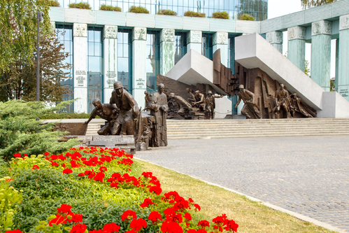 Museum of the Warsaw Uprising.