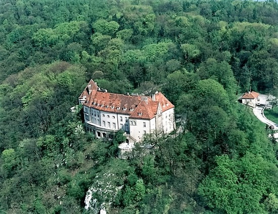 Замок Вартенберг