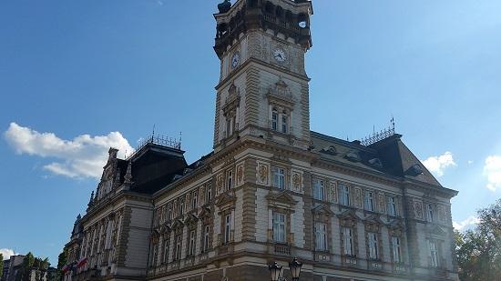 городская ратуша Бельско-Бяла