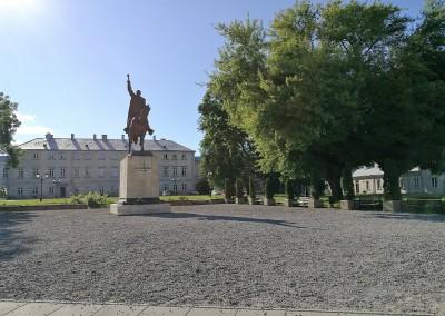 Памятник Яну Замойскому