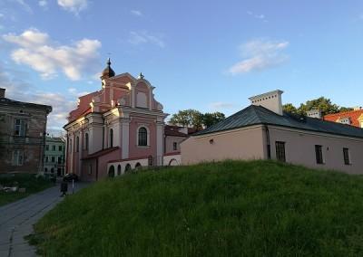Старинный город Замосць
