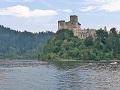 Замок Дунаец
