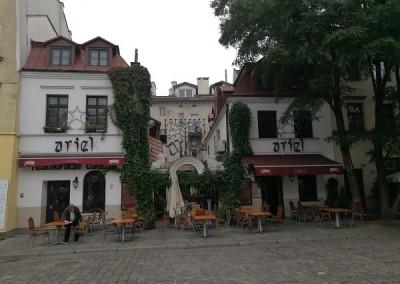 Улица Широка в Казимеже