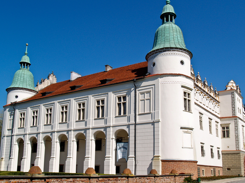 Баранув-Сандомерский замок