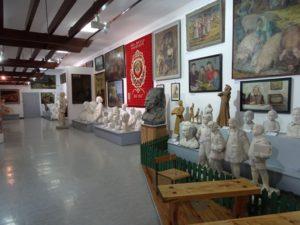 В музее соцреализма