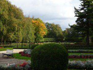 Вид парка