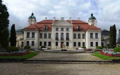 Дворец Замойских в Козлувке