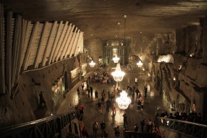 Подземная часовня Св. Кинги
