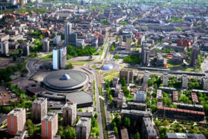 katowice city