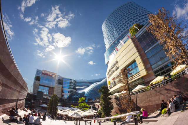 Торговый центр Золотые террасы