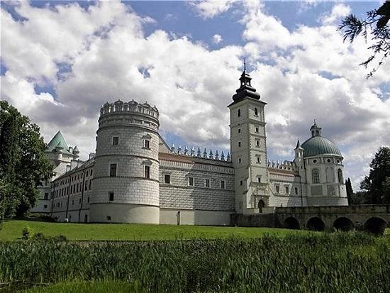 Замок Красицких