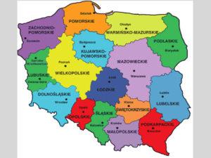 воеводства Польши